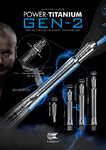 Power Titanium GEN2 Shafts