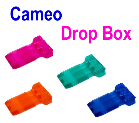 Cameo Drop Box