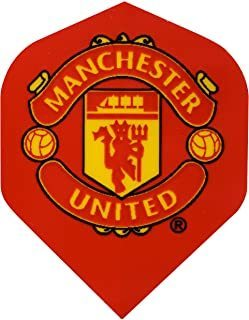 Fussball Flight Logo Manchster United