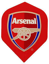 Fussball Flight Logo Arsenal