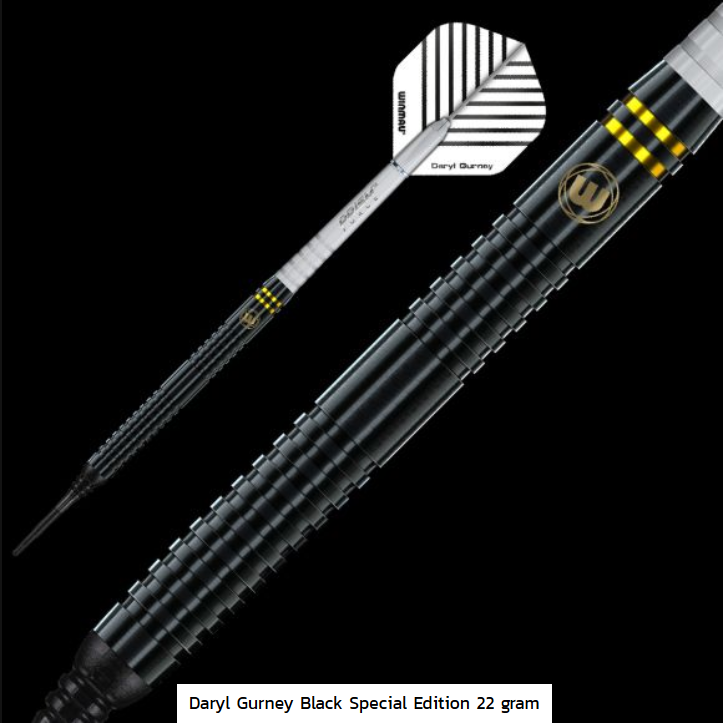 Daryl Gurney Black Edition Soft