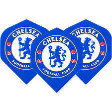 Fussball Flight Logo Chelsea
